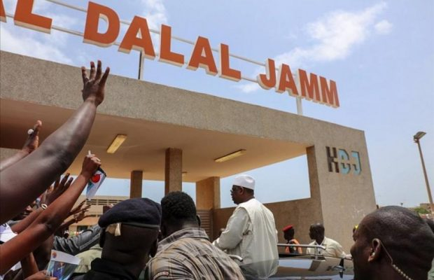 Démission du PCA de Dalal Jamm - Le