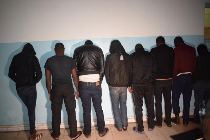 Opération «Sam Souniou Karangue 03» à Touba et Mbacké : 279 personnes dont 202 pour non-port de masque interpellées par la police