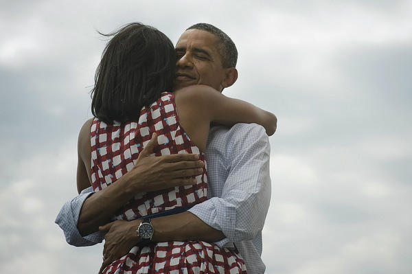 """La victoire d'Obama et le jour du vote : événements politiques les plus """"twittés"""" de l'histoire"""