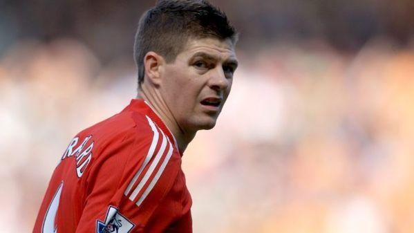 Liverpool : Gerrard rêve d'évoluer sous les ordres de Mourinho