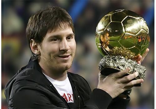 Messi: « Ronaldo était mon héros »