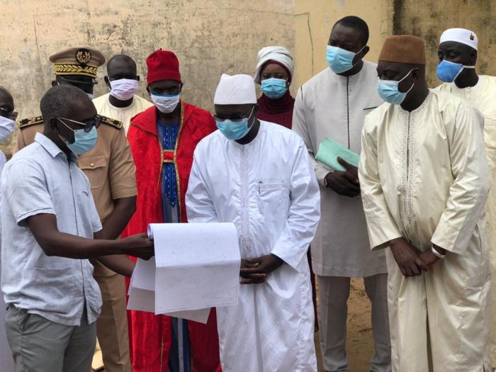 Modernisation des CADL: Oumar Guèye entame une tournée dans les centres d'appui au développement local
