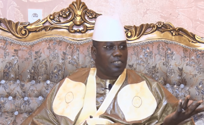 Serigne Cheikh Abdou Mbacké Bara Dolly -