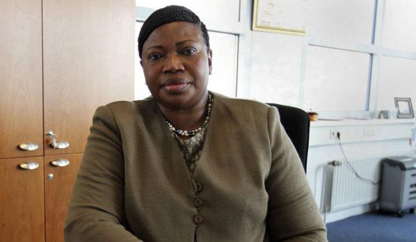 Mme le Procureur de la CPI sera à Dakar demain.