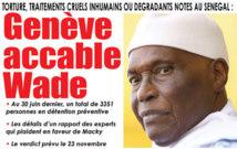 Tortures, traitements cruels inhumains ou dégradants notés au Sénégal jugés à Genève : Le rapport présenté au comité pourrait-il sauver Macky Sall ?