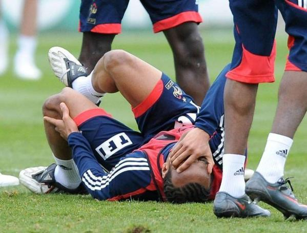 OL : coup dur pour Jimmy Briand