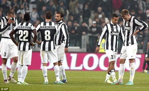 La Juventus explose Pescara !