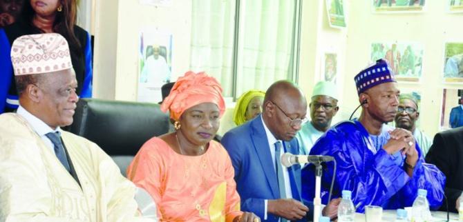Annulation de la dette africaine : le Comité d'initiative maintient la dynamique de mobilisation