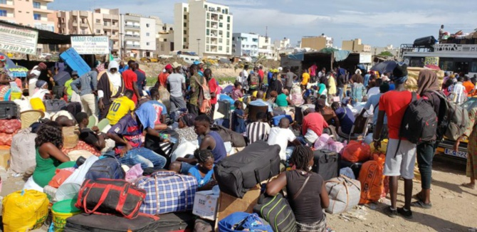 Dakar - Bignona : Carnet de route du coronavirus