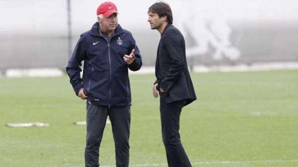 PSG : l'énorme coup de gueule de Leonardo et Ancelotti