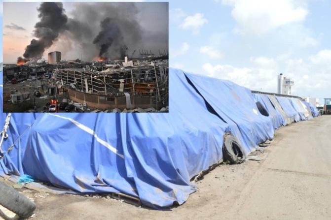 3050 tonnes de nitrate d'ammonium - Le Port confirme, Macky Sall donne des instructions