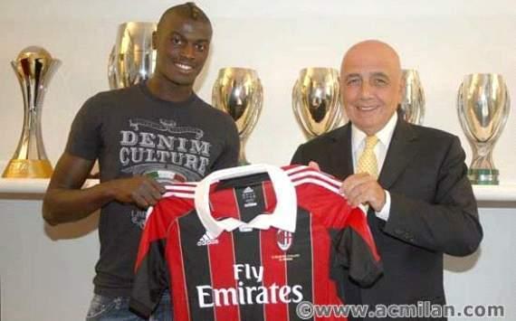 Le Milan AC refuse de lâcher M'Baye Niang