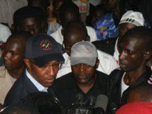 Plan Jaxaay : La ''bamboula'' des ministres Oumar Gueye et Khoudia Mbaye