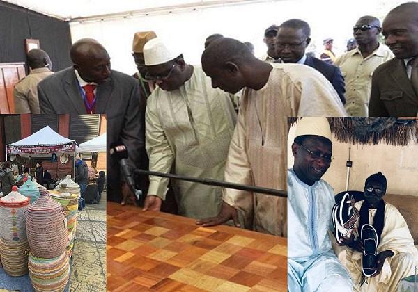 Essor des Collectivités territoriales : Magatte Wade, le Maire de Ngaye-Meckhé partage sa vision pour hisser leur artisanat à un niveau mondial
