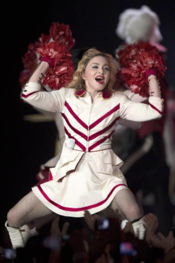 Madonna : plus choquante que jamais !