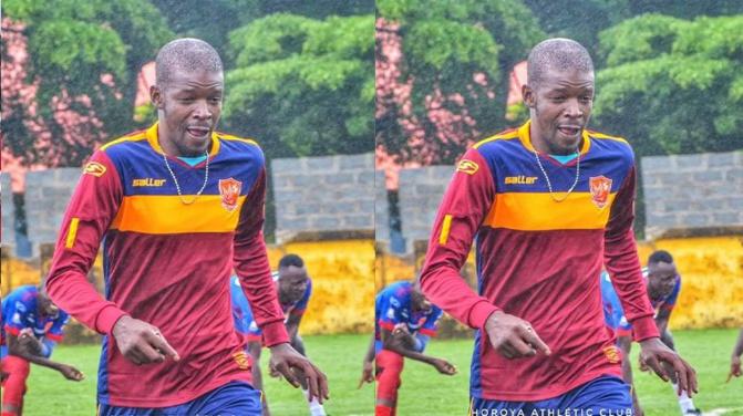 """Horoya Fc - L'international sénégalais Khadim Ndiaye se dit """"apte"""" pour..."""