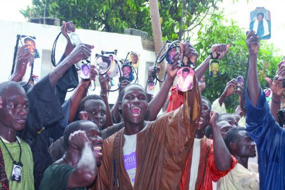 Tribunal des flagrants délits de Dakar: Les 53 ''Thiantacounes'' devant  la barre