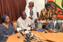 """Installation des nouveaux membres du CNRA : Babacar Touré salue une équipe """"loyale à l'idéal républicain"""""""