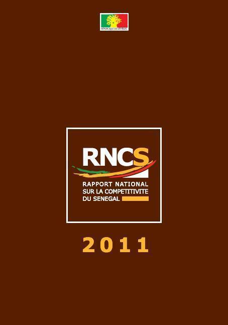 Premier Forum national sur la Compétitivité de l'Economie sénégalaise