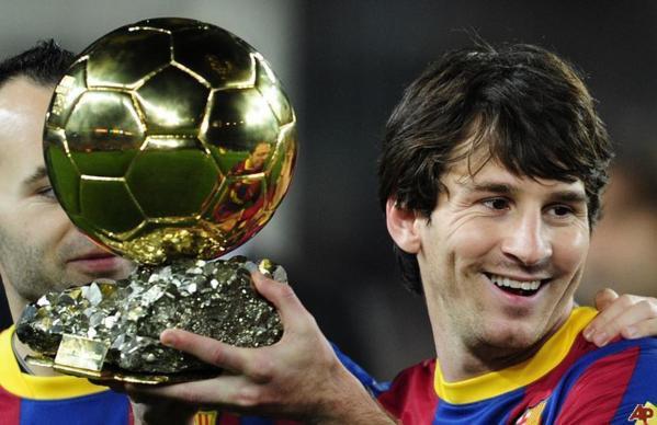 Ballon d'Or : Messi déjà sûr de gagner ?