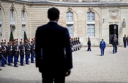 Université d'été du MEDEF : deux heures d'entretien entre les présidents Macky Sall et Emmanuel Macron