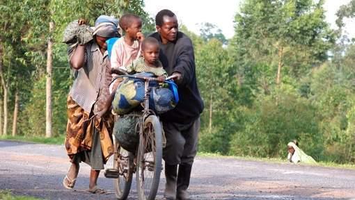 RDC: la rébellion aux portes de Goma, les civils fuient