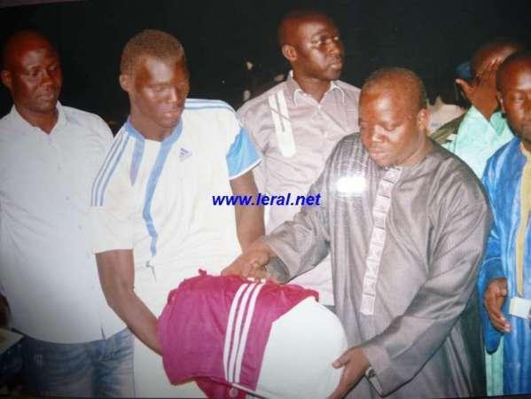 Finale zonale à Pire : Ndoye Bane prophète chez lui