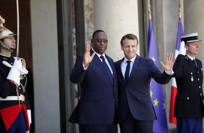 Sénégal-France : ce qu'a fait Macky Sall à Paris