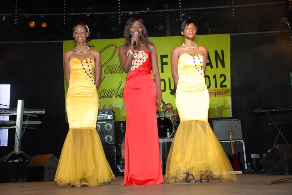 African Tour Abidjan: Coumba Gawlo fait son discours