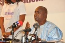 """Abdoulatif Coulibaly: """"les gens qui disent que les enquêtes ne mèneront nulle part, c'est parce qu'ils ne sont pas concernés par cette procédure là"""