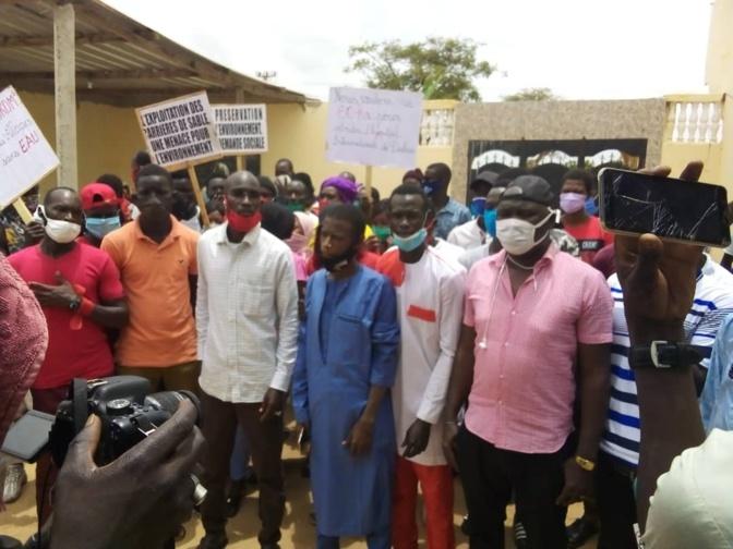 Bambilor / La jeunesse alerte: «Ce qui s'est passé à Ndingler et à Mbane, est en train de se répéter dans notre commune»