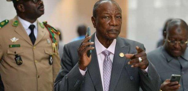 Election présidentielle - Après Ouattara, Alpha Condé déclare sa candidature pour un...3ème mandat