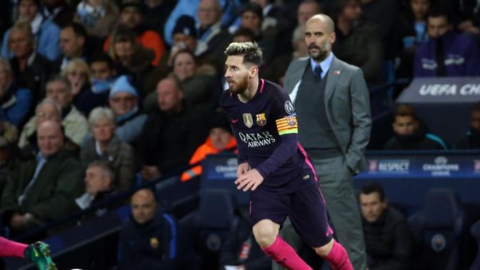 """Mercato - City offre le """"Paradis"""" à Messi: 328,2 milliards FCfa sur 5 ans, 163 milliards FCfa de prime de signature"""
