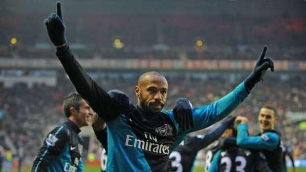 Arsenal : Henry, la parade idéale contre l'effet CAN