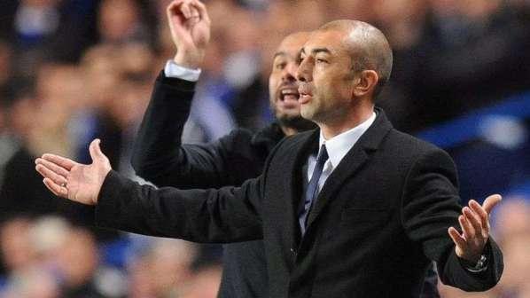 Officiel : Di Matteo viré de Chelsea !