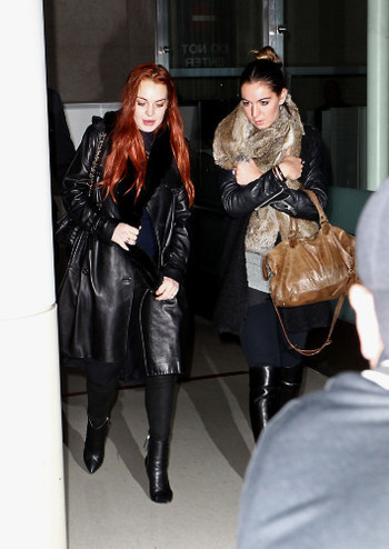 Photo : Lindsay Lohan sans maquillage !