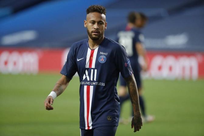 Coronavirus : Neymar (PSG) testé positif