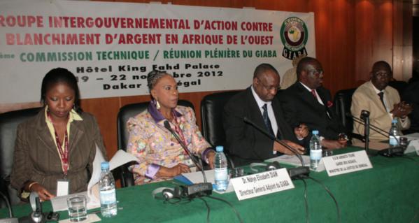 Lutte contre le blanchiment d'argent: Le Sénégal s'engage avec le Giaba