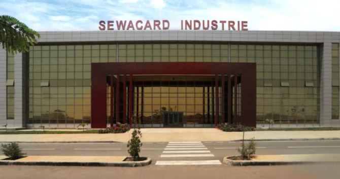 SEWACARD INDUSTRIE certifié par le GIM-UEMOA