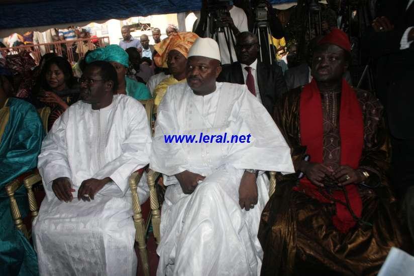 Alioune Badara Cissé refait surface