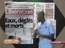 Revue de presse du vendredi 23 novembre 2012 [TFM]