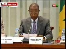 [Vidéo] Communiqué du conseil des ministres du jeudi 22 Novembre 2012