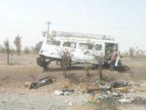 [Urgent] Accident entre Bambey et Fatick: 31 blessés dont 7 dans un état grave
