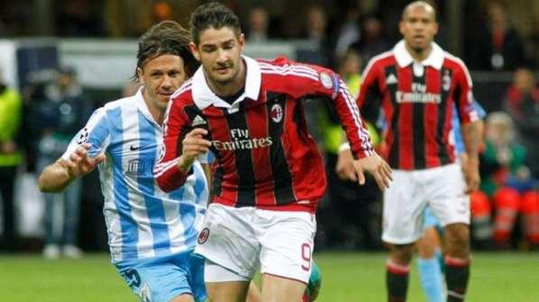 """Milan AC : le """"problème"""" Pato fait jaser"""