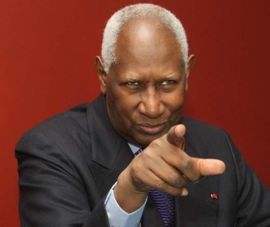 Abdou Diouf attendu à Dakar ce mardi