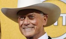 Le célèbre«JR» de Dallas, Larry Hagman, est mort