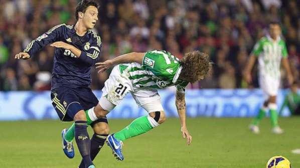 Real Madrid : y a-t-il un problème Özil ?