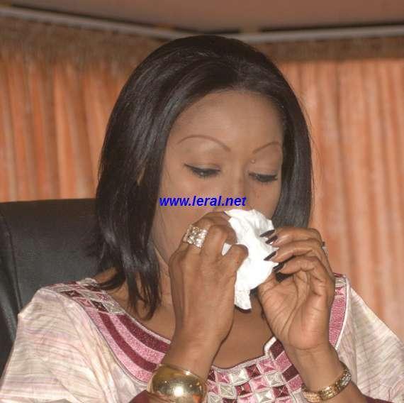 Les cuillères d'Awa Ndiaye commencent à faire du bruit