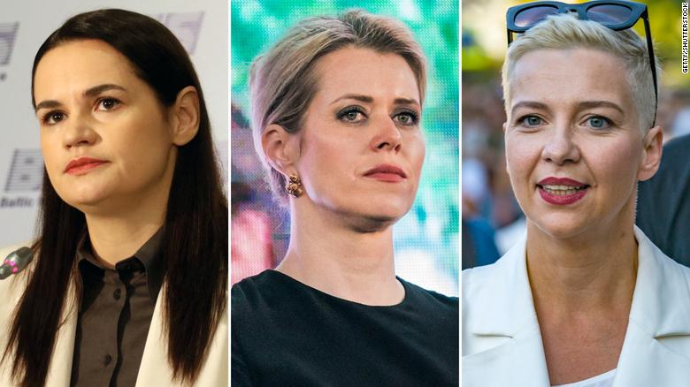 Ces trois femmes ont résisté au dictateur le plus ancien d'Europe: Voici ce qui leur est arrivé