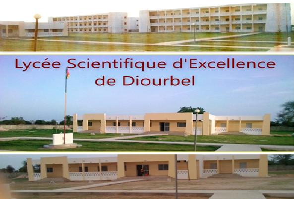 Réussite au Baccalauréat : le Lycée scientifique d'Excellence de Diourbel affiche le plein en Série S1 et S2